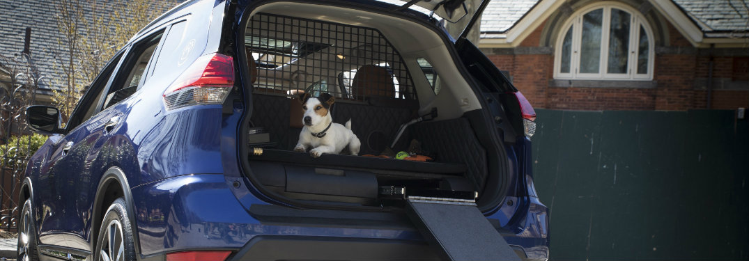 What\'s the most pet-friendly Nissan vehicle?