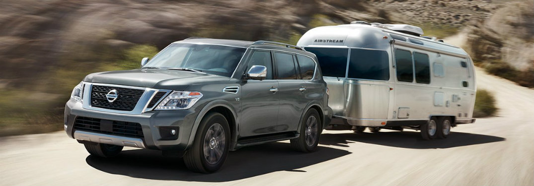 Nissan Xterra Towing Capacity >> 2017 Nissan Armada Towing Capacity