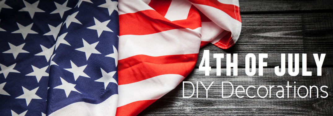 July Fourth DIY Decorations