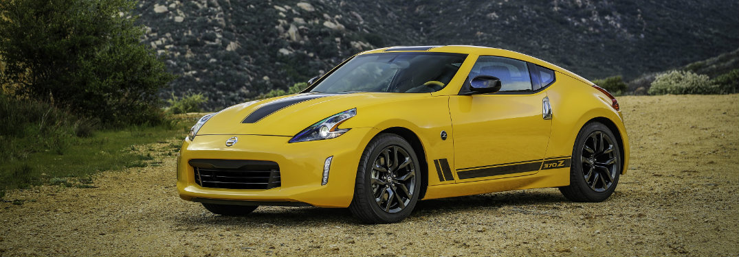 2018 Nissan 370Z pricing information