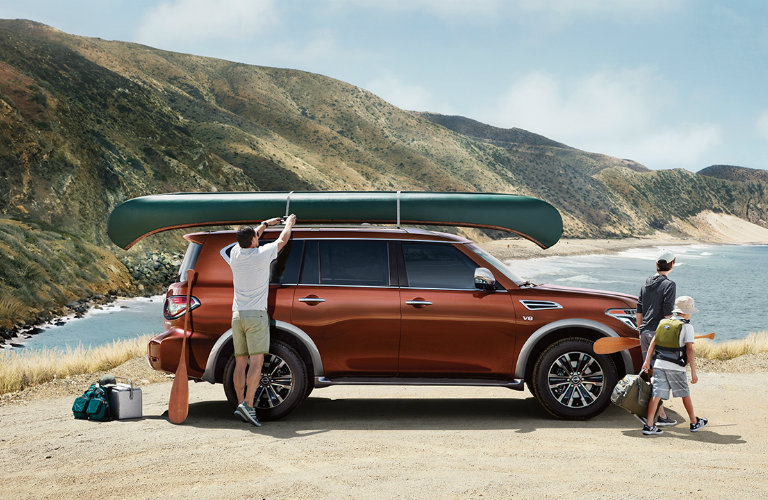 2018 Nissan Armada: Changes, Features, Price >> 2018 Nissan Armada Release Date