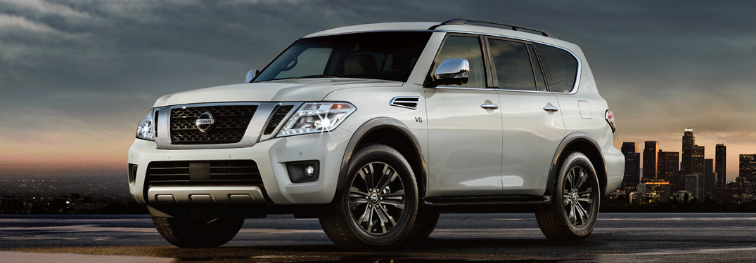 Car Credit Center >> 2018 Nissan Armada release date
