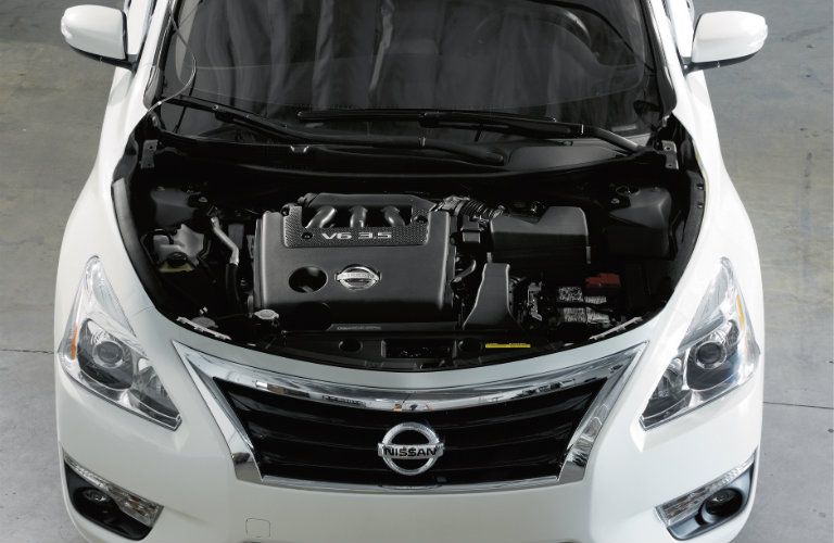 2018 Nissan Altima engine specifications