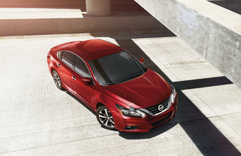 2018 Nissan Altima pricing information