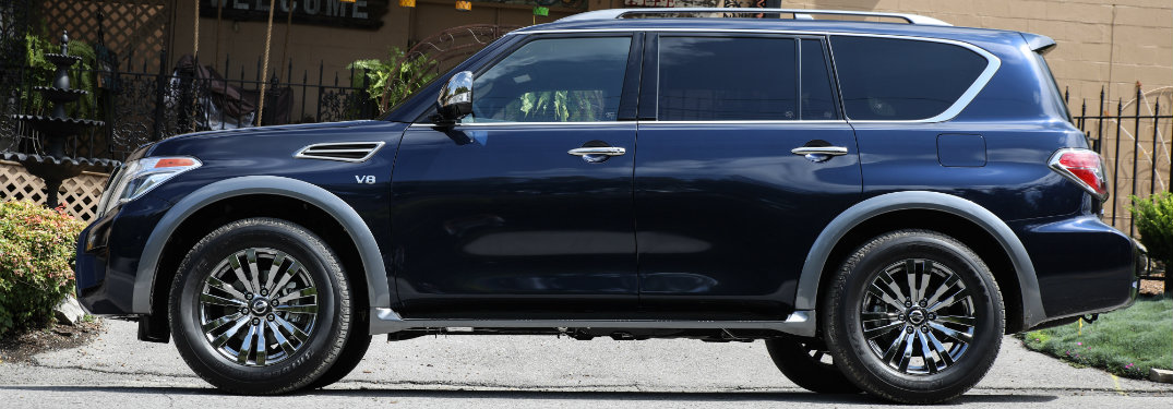 What Features Will The 2018 Nissan Armada Platinum Reserve