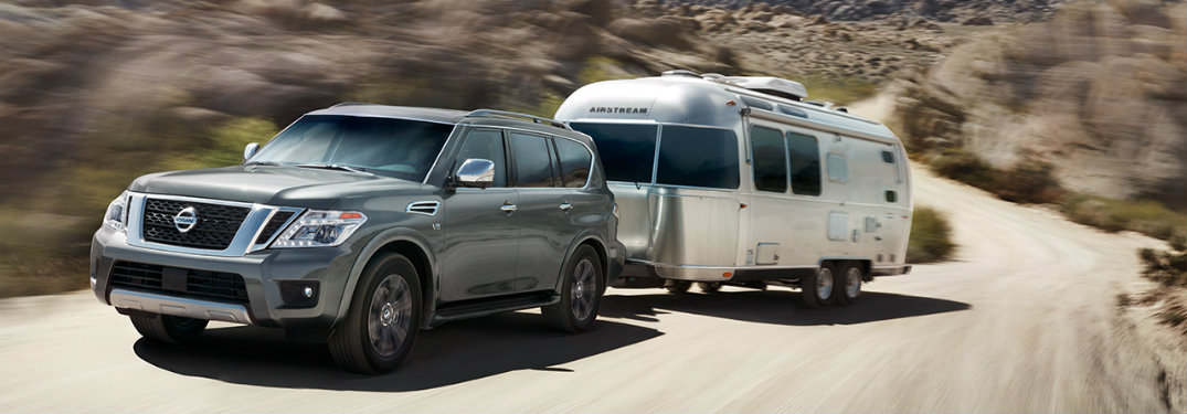 How Much Can The 2018 Nissan Armada Tow