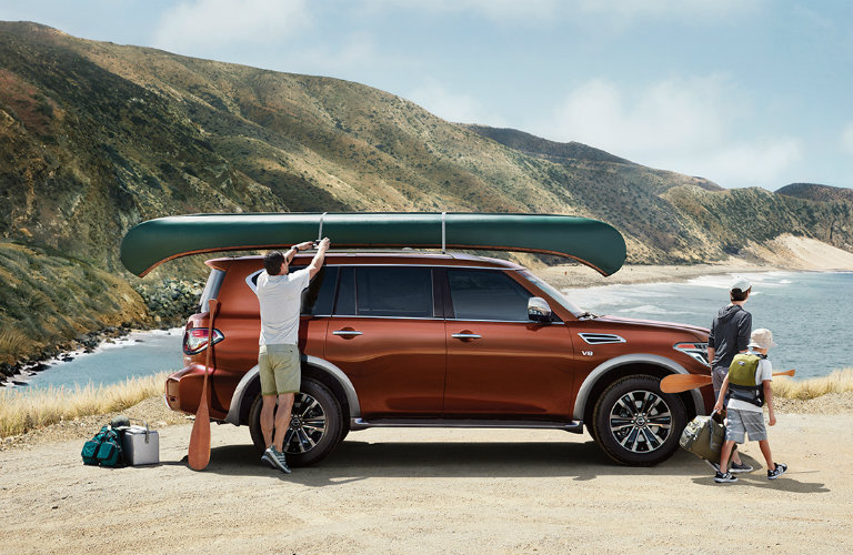 Nissan Armada Towing Capacity >> How Much Can The 2018 Nissan Armada Tow