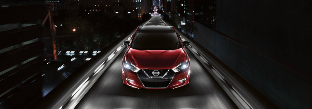 Which Nissan sedan has the largest interior?