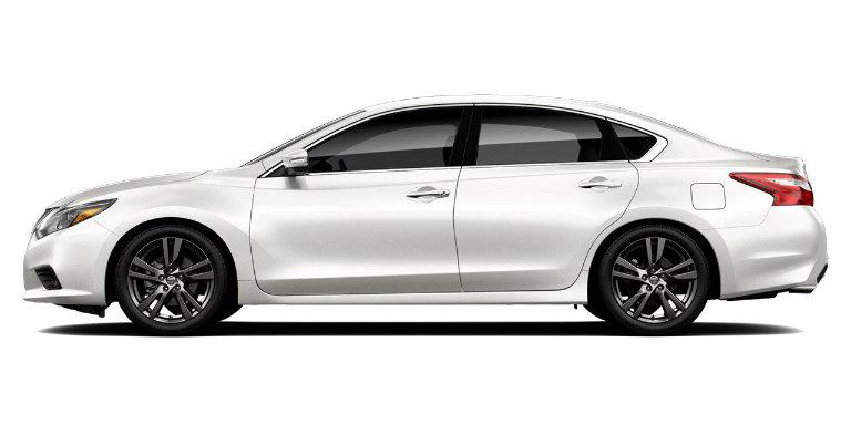 2018 Nissan Altima Color Options
