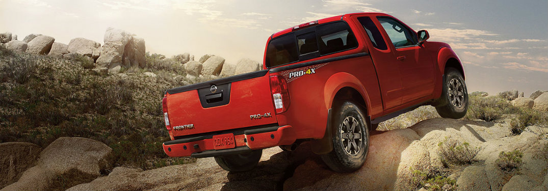 How Off Road Capable Is The 2018 Nissan Frontier?