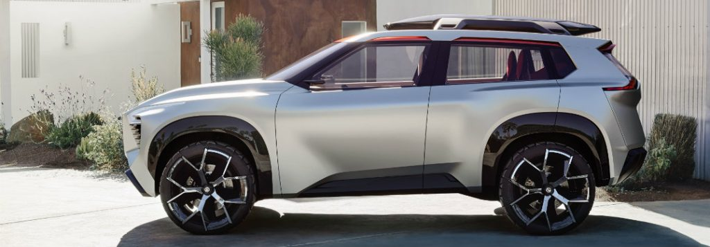 Is the Nissan Xmotion Concept expected to go on sale?