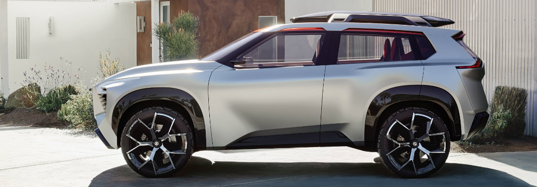 Side-view-of-Nissan-Xmotion-concept