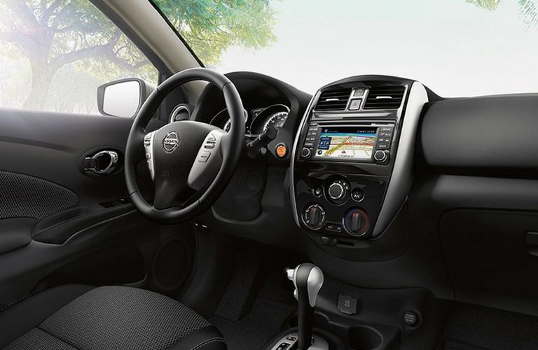 2018 Nissan Versa Engine and Performance Specs