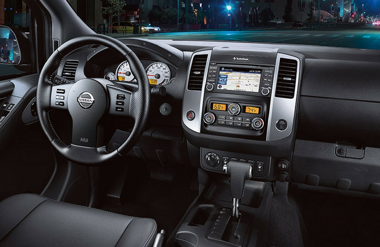 Safety Features Of The 2018 Nissan Frontier