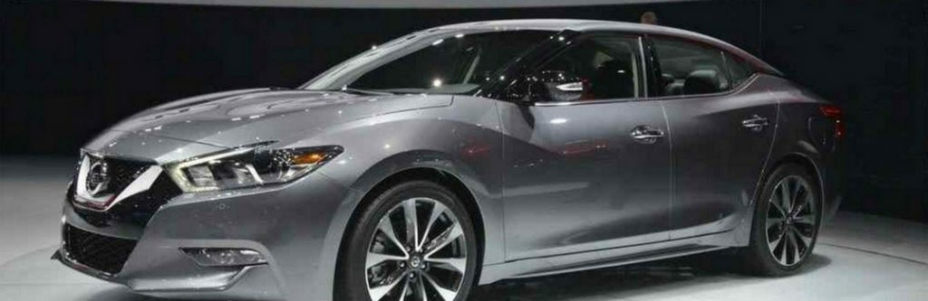 2019 Nissan Maxima design features