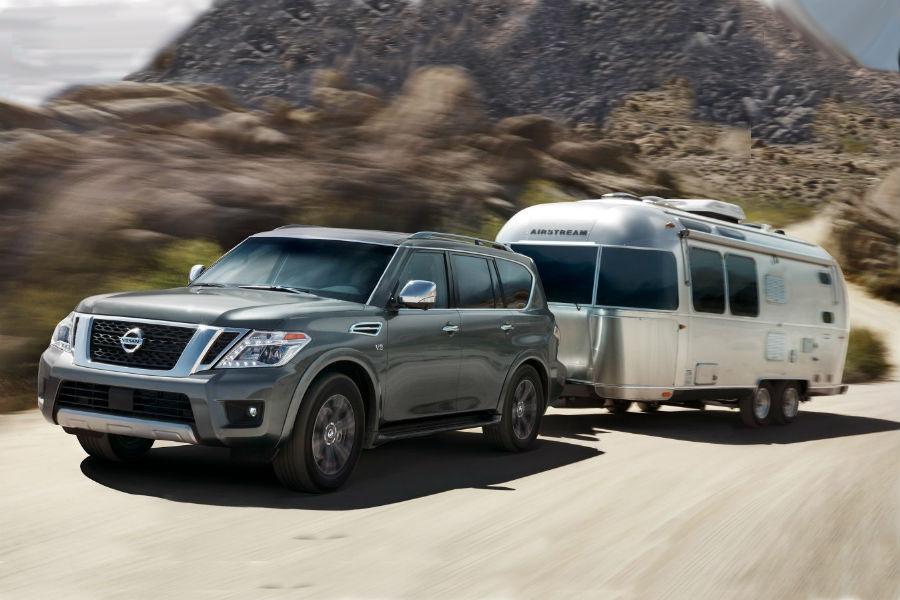 2018-Nissan-Armada-towing-airstream-trailer_o - Matt