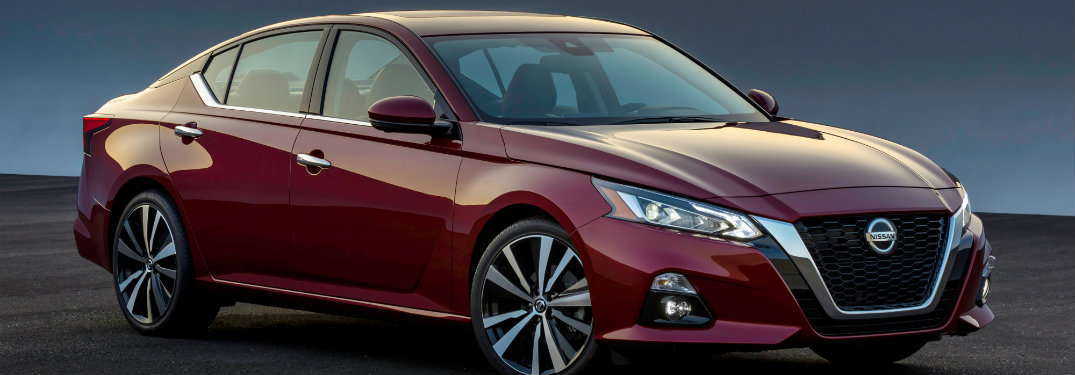 2019 Nissan Altima At A Glance