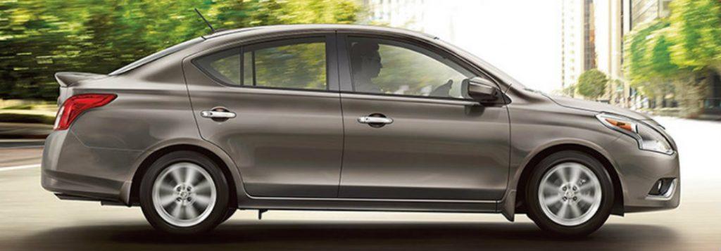 Used Nissan Versa >> 2019 Nissan Versa pricing information