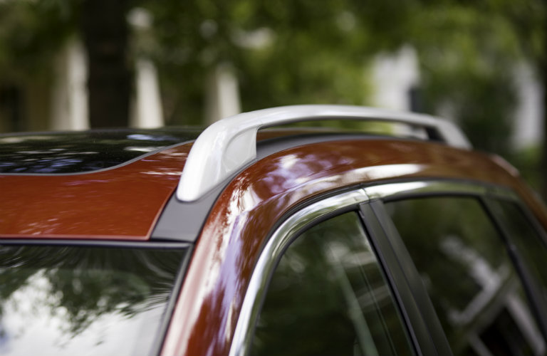 roof rails on nissan rogue