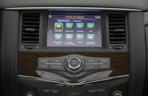 nissan connect monitor