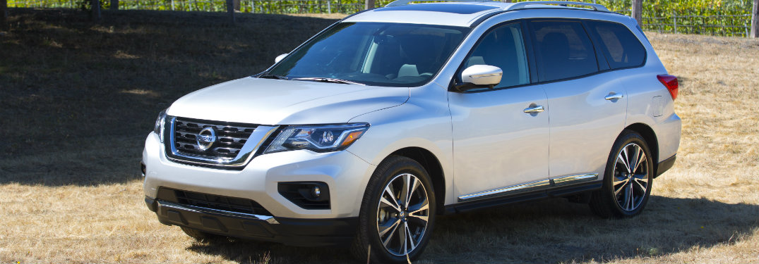 2019 Nissan Pathfinder engine performance