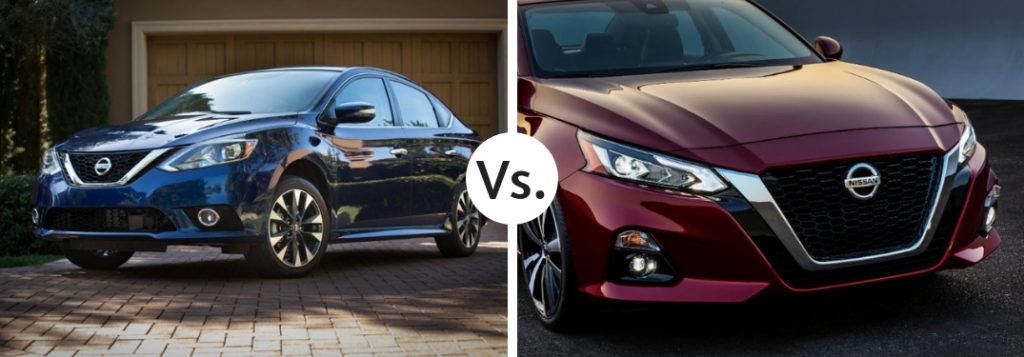 Nissan Certified Pre Owned >> 2019 Nissan Sentra vs. 2019 Nissan Altima