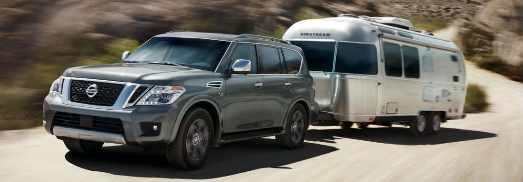 Nissan Armada Towing Capacity >> Check Out The Towing Payload Capacities Of The 2019 Nissan