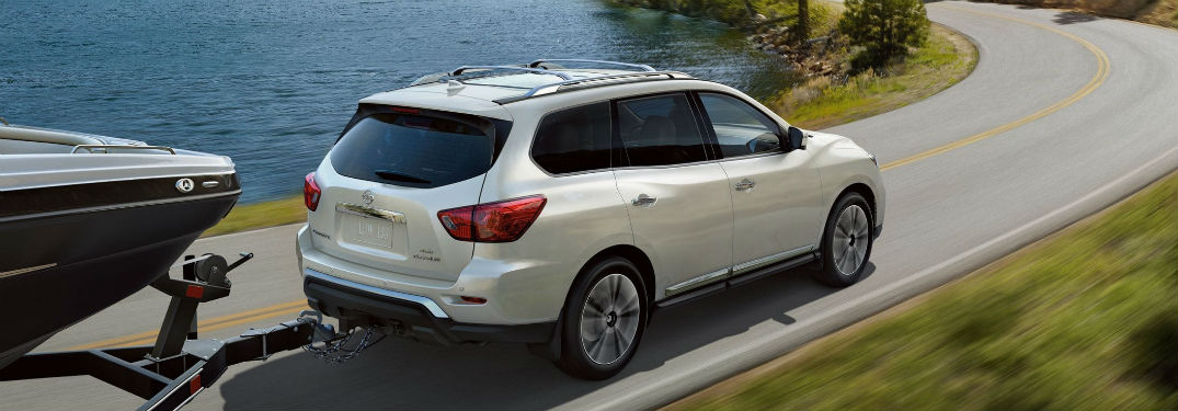 Learn About the Max Towing Rating for the 2019 Nissan Pathfinder