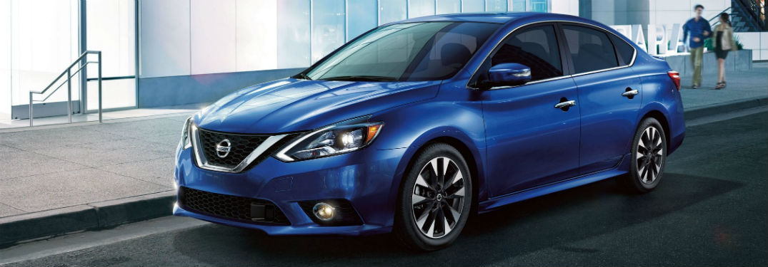 What are the Available Trim Level Choices of the 2019 Nissan Sentra?