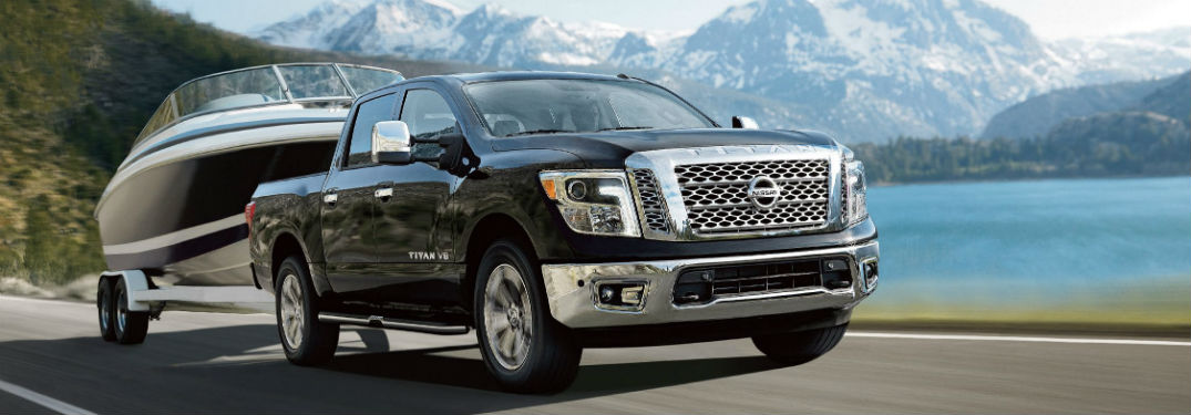 Nissan Rogue Towing Capacity >> What Is The Towing Capacity For The 2019 Nissan Titan