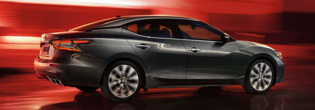 Check Out the Trim Level Choices for the 2019 Nissan Maxima