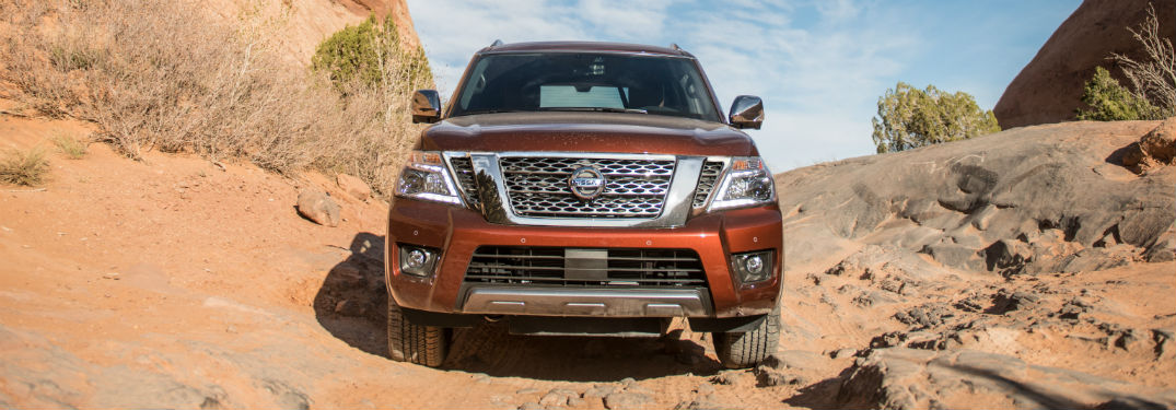 How Many Trim Levels are There for the 2019 Nissan Armada?