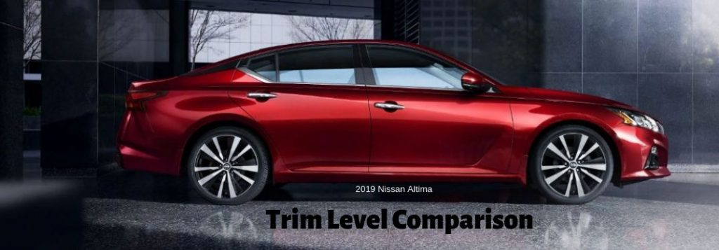 How Many Trim Level Options are There for the 2019 Nissan ...