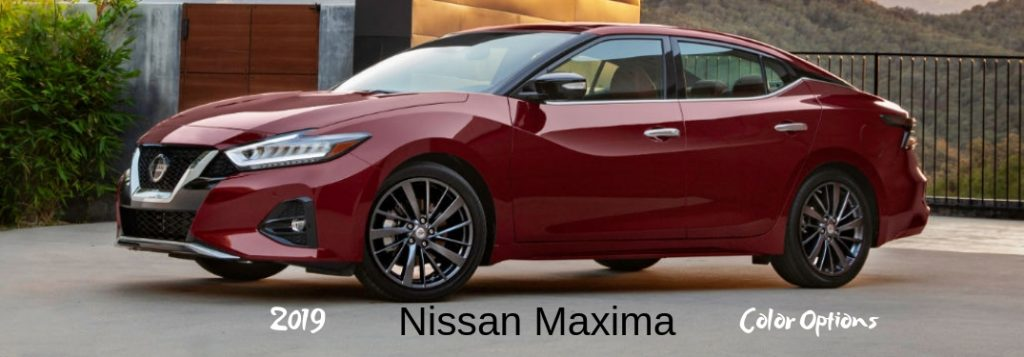 How Many Paint Color Options are There for the 2019 Nissan ...