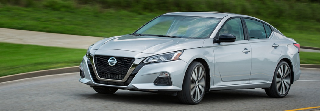 2020 Nissan Altima Engine Specifications