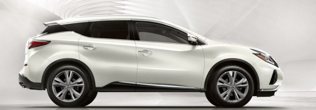2019 Nissan Murano from the side