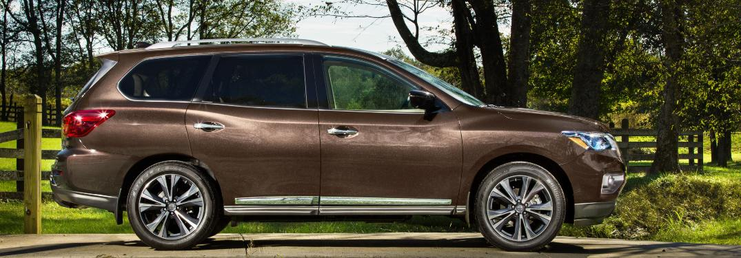 What Color Options are Available for the 2019 Nissan Pathfinder?