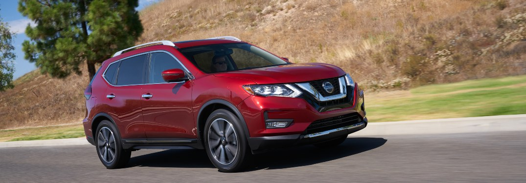 2020 Nissan Rogue Technology Features