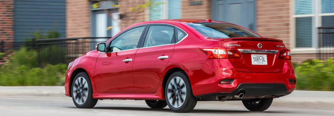 Interior & Exterior Accessories Available for the 2019 Nissan Sentra