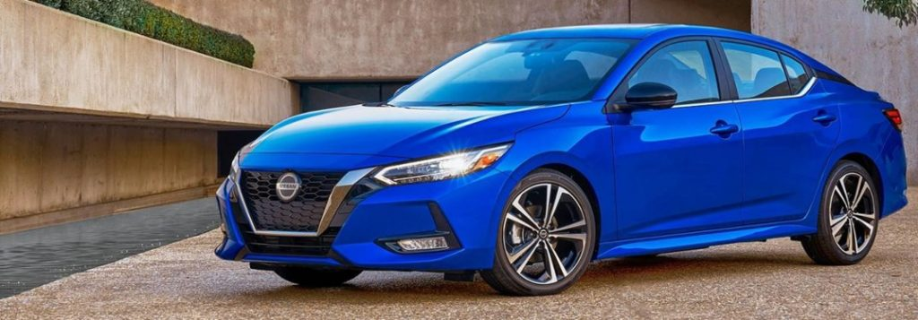 how many speakers come standard inside the 2019 nissan sentra 2019 nissan sentra