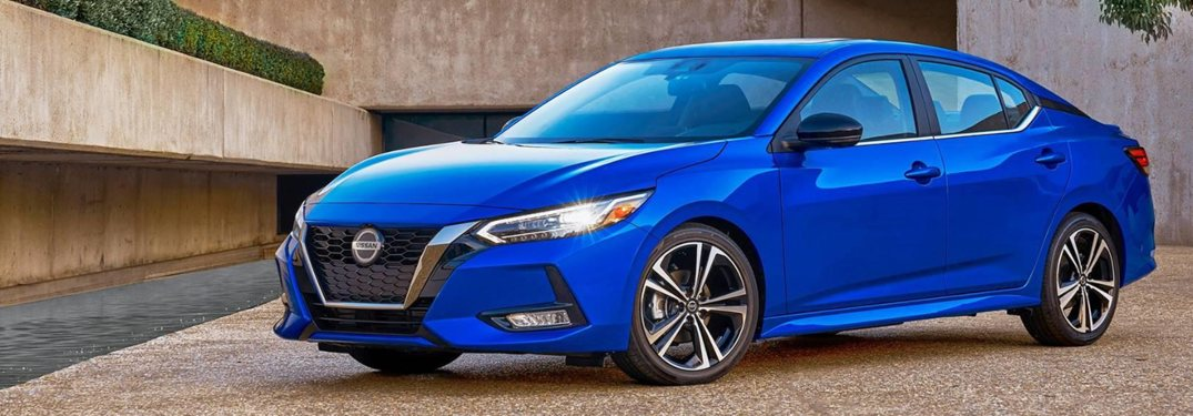 2019 Nissan Sentra SV Special Edition Package Details