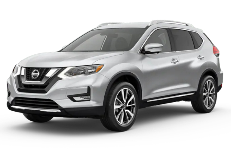 2020 Nissan Rogue Sport Brilliant Silver Metallic