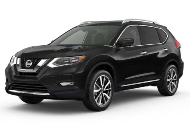 2020 Nissan Rogue Sport Magnetic Black Pearl