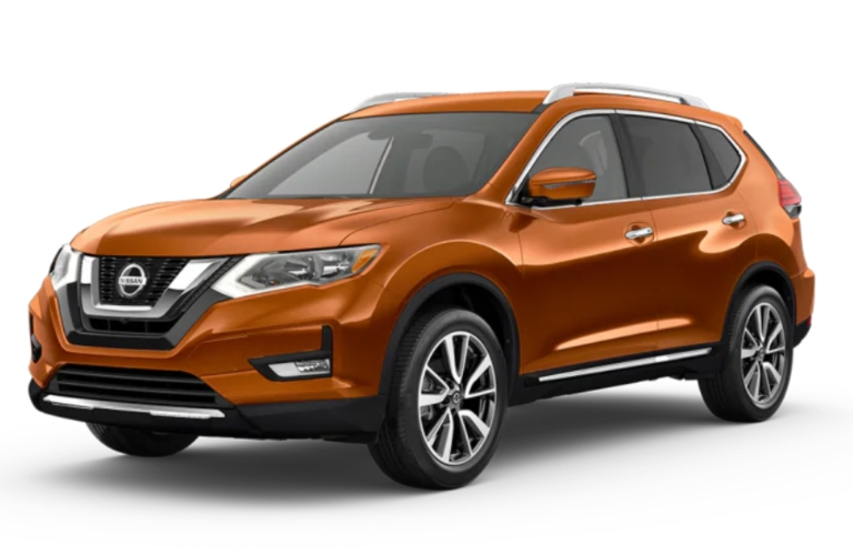 2020 Nissan Rogue Sport Monarch Orange Metallic