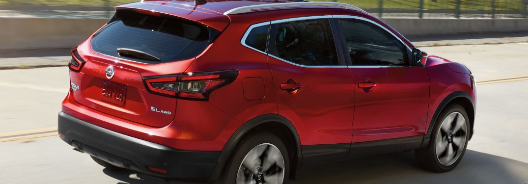 List of 2020 Nissan Rogue Sport Color Options