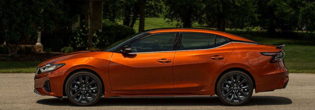 What Features Come Standard in the 2020 Nissan Maxima ...