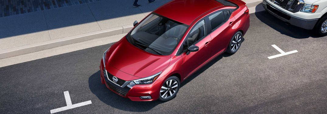 List of 2020 Nissan Versa Interior & Exterior Accessories