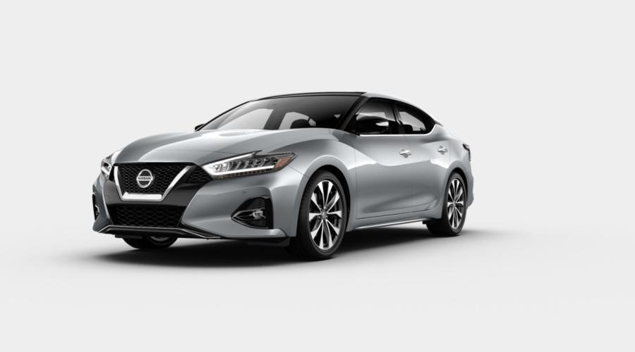2020 Nissan Maxima Brilliant Silver Metallic