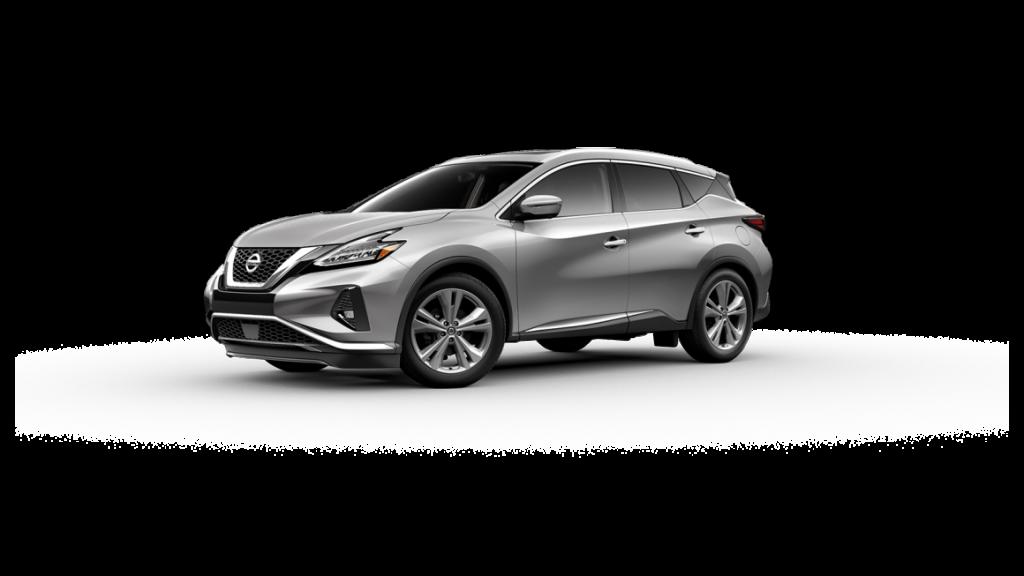 2020 Nissan Murano Brilliant Silver Metallic