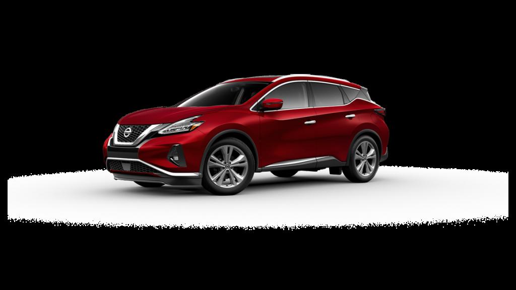 2020 Nissan Murano Cayenne Red Metallic